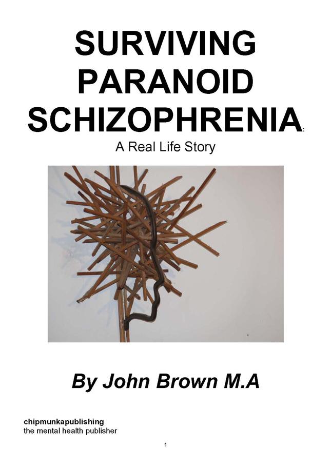 process recording paranoid schizophrenic